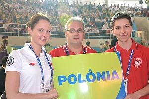 Uczestnicy mistrzostw - reprezentacja Polski