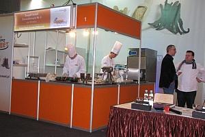 I Mistrzostwa Polski Uczniów Cukierniczych Expo Sweet 2011