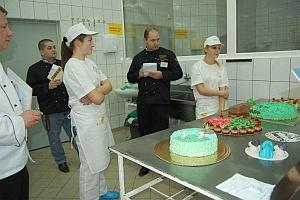 II Etap XVI Ogólnopolskiego Turnieju na Najlepszego Ucznia w Zawodzie Cukiernik