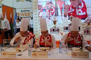 II Mistrzostwa Polski Szkół Cukierniczych na Targach EXPO SWEET w Warszawie