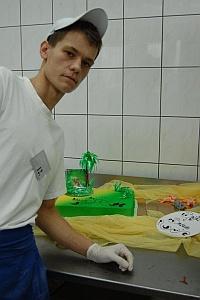 Eliminacje Szkolne do Ogólnopolskiego Turnieju na Najlepszego Ucznia w Zawodzie Cukiernik i Piekarz