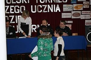 Ogólnopolski Turniej na Najlepszego Ucznia w Zawodzie Cukiernik i Piekarz